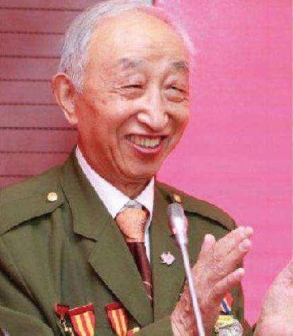 刘石安老将军